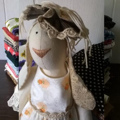 Кукла Тильда - Зайцы Сладкая Парочка 2 - IMLab JUST PROFESSIONAL TAILOR