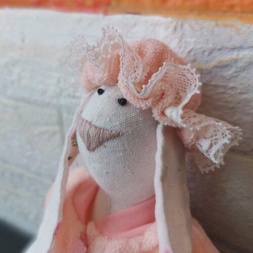 Кукла Тильда - Зайка детка 2 - IMLab JUST PROFESSIONAL TAILOR
