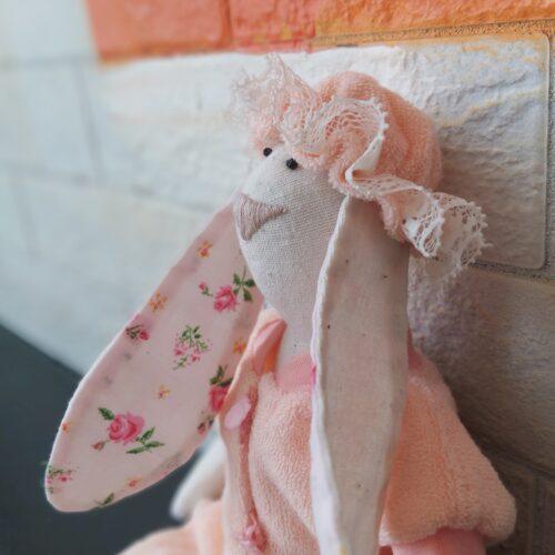 Кукла Тильда - Зайка детка 3 - IMLab JUST PROFESSIONAL TAILOR