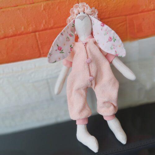 Кукла Тильда - Зайка детка 4 - IMLab JUST PROFESSIONAL TAILOR