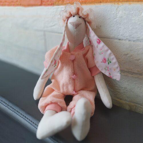 Кукла Тильда - Зайка детка 1 - IMLab JUST PROFESSIONAL TAILOR