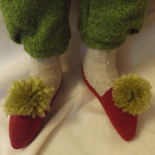 Кукла Тильда - Рождественский Кролик 5 - IMLab JUST PROFESSIONAL TAILOR