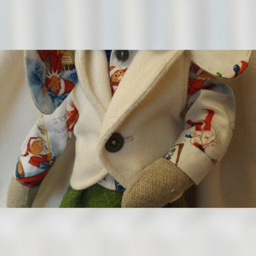 Кукла Тильда - Рождественский Кролик 6 - IMLab JUST PROFESSIONAL TAILOR