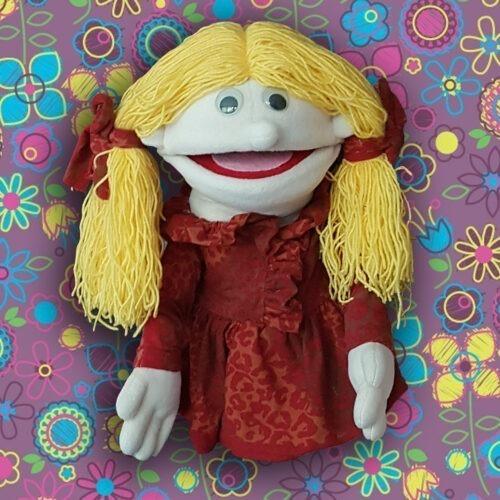 Кукла Маппет - Театральные куклы GIRL - IMLab JUST PROFESSIONAL TAILOR