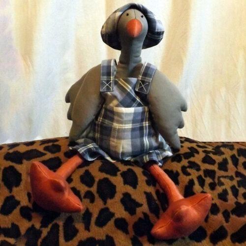 Кукла Тильда - Весёлый Гусик 4 - IMLab JUST PROFESSIONAL TAILOR
