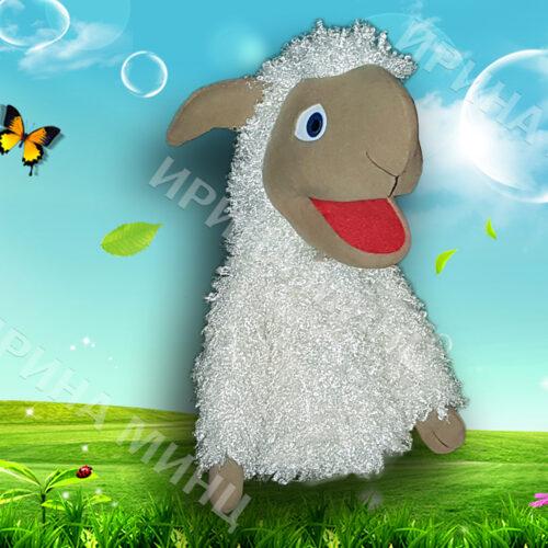 Кукла Маппет - Театральные куклы SHEEP-1 - IMLab JUST PROFESSIONAL TAILOR