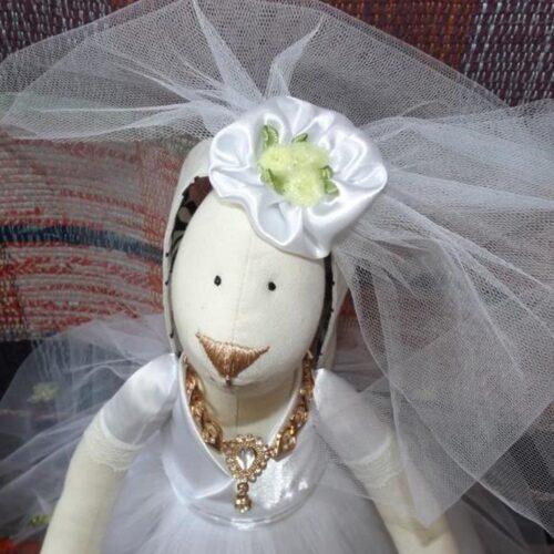 Кукла Тильда - Свадебные Зайцы 3 - IMLab JUST PROFESSIONAL TAILOR